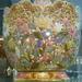Virágos cseréptakaró