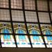 Üvegbetétes tető