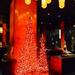 Buddha-bar Hotel fényei
