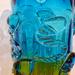 Muranoi üvegváza