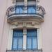 Díszes erkély, ablak