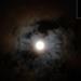Mai napi hold az égen