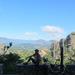 Kilátás az Aigos Nikolaos kolostorra