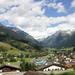 Háttérben a Réthiai Alpok