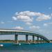 A Vir szigetre vezető híd.....