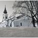 Templom a hóban