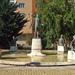 szökőkút szobrokkal