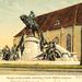 Fadrusz János Mátyás király-szobra
