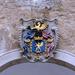 Fraknó vára - Esterházy címer
