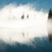 Csorba-tó köd