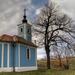 A kék templom