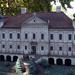 Kisbér Mini Magyarország - Sziráki kastély maketttje