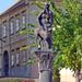 Boldog Gizella szobor (Nagy Benedek alkotása 2001)