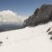 Sípálya a gleccseren