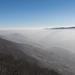 Ködhatár felett a Bükkben
