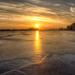 Napkelte a jégen