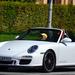 Porsche 911 Carrera 4 GTS Cabriolet (997)