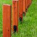 Cölöpök Kerítés
