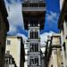 Lisszabon - Elevador de Santa Justa 0057