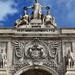 Lisszabon - Arco da Rua Augusta 0851