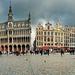 Grand Place, Brüsszel, Belgium