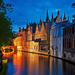 Éjszakai Brugge