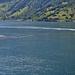 Életkép a fjordban, tengeralattjáróval