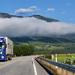 Felhős úton