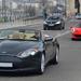 Aston Martin DB9 Volante - Ferrari 458 Spider