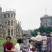 Windsor turistákkal