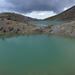Tongariro Mindkét smaragd tó