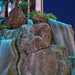 Las Vegas Strip Rock Fountain