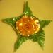 Sárga karamell rózsa