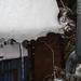 hó-jég jön a tetőről 1