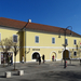 Gödöllő - város -főtér 17