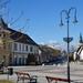 Gödöllő - város -főtér 20