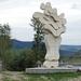 Visegrád - Hullám-szobor