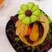 Sárgadinnye - gyümölcstál