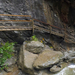 Bärenschützklamm - az első sziklafal