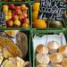 Bécs - Naschmarkt Jackfrucht