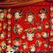 Bécs - Wiener christkindlmarkt maszkok