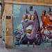 Costa - Marseille - Rue Trigance graffiti