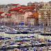 Costa - Marseille kikötő