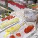 Costa - reggeli gyümölcs asztal