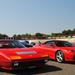 Ferrari 512 BBi - Ferrari 360 Spider