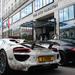 Porsche 918 Spyder - Aston Martin Vanquish 2013