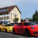 Chevrolet - Porsche - Porsche