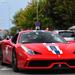 Ferrari 599 GTO - Ferrari 458 Speciale
