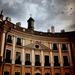 the clouds prognosticate a storm
