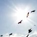szárnyakon szédülők